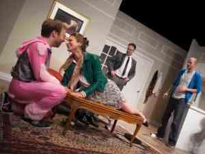 le gai mariage theatre petit champlain